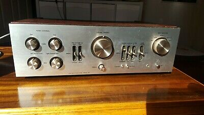 Luxman L81 Stereo Integrated Amplifier