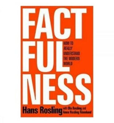 New Factfulness By Hans Rosling (paperback) Free Postage