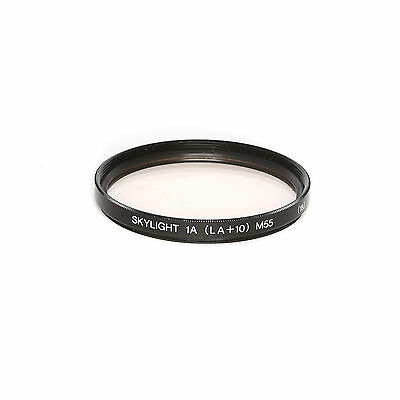 AR Coated LA+10 55.0 mm Hama Skylight Filter 1 A