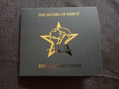 Sisters Of Mercy Basement Tapes Rare 3Cd Set