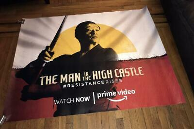 Amazon Prime Tv The Man In The High Castle Season 3 5Ft Subway Poster #1