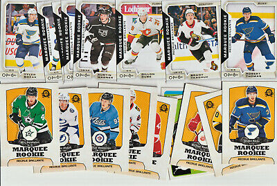2018-19 O-Pee-Chee Update Rcs & Retro Rookies Lot Of 19 Cards Free Shipping