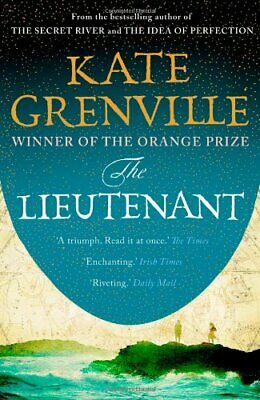 The Lieutenant by Grenville, Kate 1847673473 The Cheap Fast Free Post