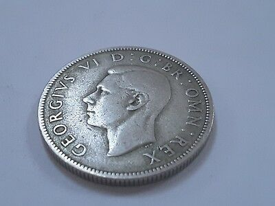 1944 King George VI Silver Florin / Two Shilling coins - pick your coin