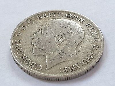 1921 King George V Silver Florin / Two Shilling coins - pick your coin