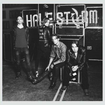Halestorm - Into The Wild Life (Deluxe Edition - Digipack) CD NEU & OVP