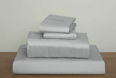 cloud 9 Collection 1000 TC Sheet set Fitted Flat 16 Deep Pocket Wrinkle Free