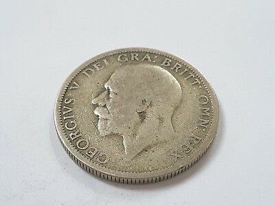 1933 King George V Silver Florin / Two Shilling coins - pick your coin