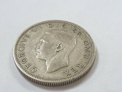 1945 King George VI Silver Florin / Two Shilling coins - pick your coin
