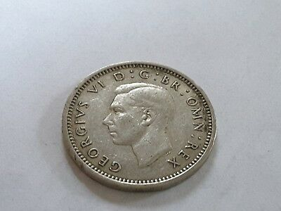 King George VI Silver Threepence 1937-1944 Choose your year
