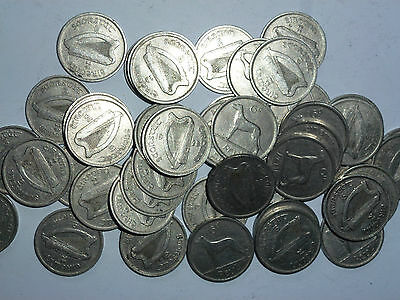 Irish Eire Ireland Sixpence coins - choose your year and coin - 1928 to 1968