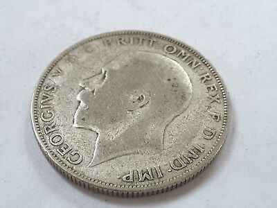 1923 King George V Silver Florin / Two Shilling coins - pick your coin