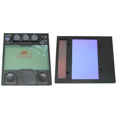 Welding Helmet Mask Solar Auto Darkening,Adjustable Shade Range DIN5-9 / 9-13
