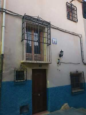 4bed townhouse of 204m2 in old town centre in Onil, Alicante Costa Blanca, Spain
