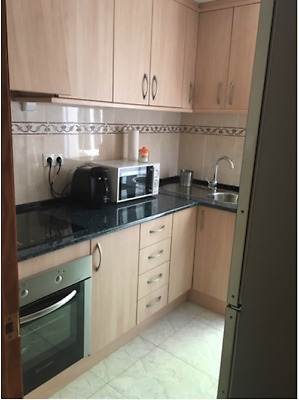 3bed, furnished, refurbished with option rent to buy in Elda, Alicante, Spain.