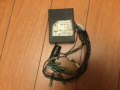 Tohatsu Cd Unit  C.d. Ignition 3N4-06160-1