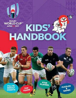 Rugby World Cup 2019 TM Kids' Handbook   Clive Gifford