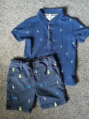 Marks And Spencer Boys Outfit Age 2-3