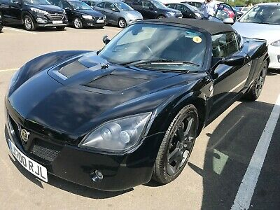 01 Vauxhall Vx220 2.2 - Convertible, 72K Miles, Leather, Alloys, Lovely