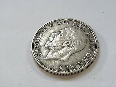 1929 King George V Silver Florin / Two Shilling coins - pick your coin