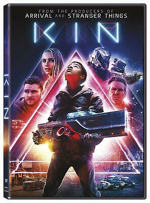 KIN DVD. New with free postage.