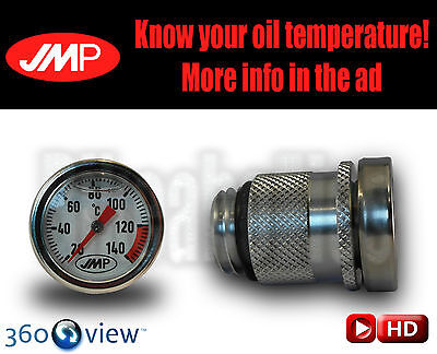 Motorcycle Oil temperature gauge - M24 X 3  Exposed needle length: 2mm