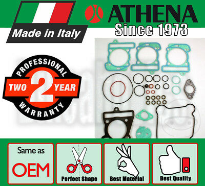 Athena Complete Gasket set and seal kit for Italjet Scooters