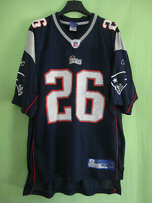 Maillot New England Patriots Eugene Wilson #26 Football Americain #22 jersey - M