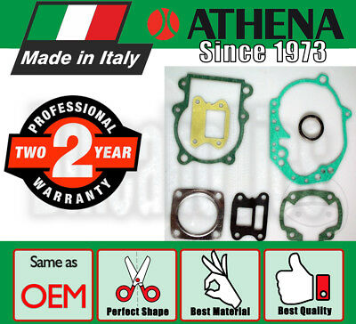 Athena Complete Gasket set and seal kit for Peugeot Scooters