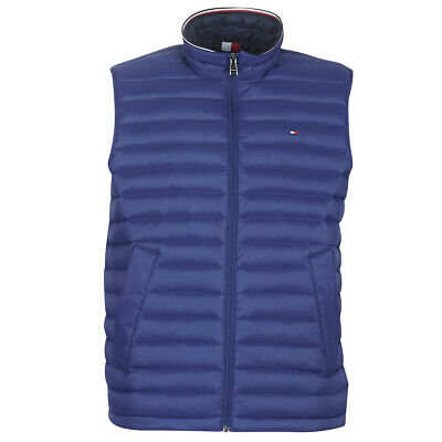first rate a1fdc 9aa09 TOMMY HILFIGER Piumino uomo PACKABLE DOWN VEST 14994788
