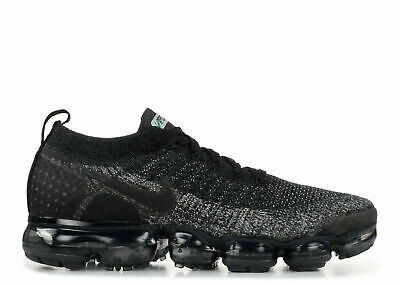 Nike Air VaporMax Flyknit 2 2.0 Black Dark Grey Anthracite 942842-012