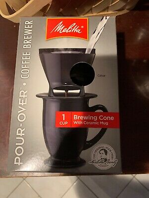 Brand New Melitta Pour Over Coffee Brewer