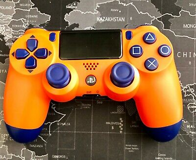 Sony PlayStation 4 PS4 Dualshock 4 Wireless Controller 2ND GENeration (Sun orng)