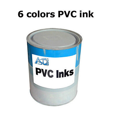 Lot//2 inks /&1 hardener INKCUP NOW Pad/&Screen Printing SB Series Any of 5 colors