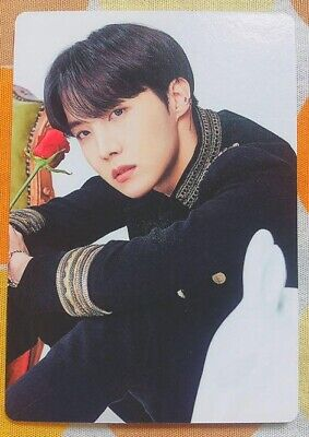 BTS J-HOPE Mini Photo Photocard SPEAK YOURSELF WORLD TOUR JAPAN Official SYS 6