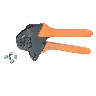 10-7AWG 6,8,10mm² Wire Cable Joint Ratchet Crimping Plier