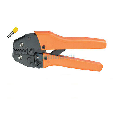 20-10AWG 0.5-6.0mm² Insulated and non-insulated Ferrules Ratchet Crimping Plier
