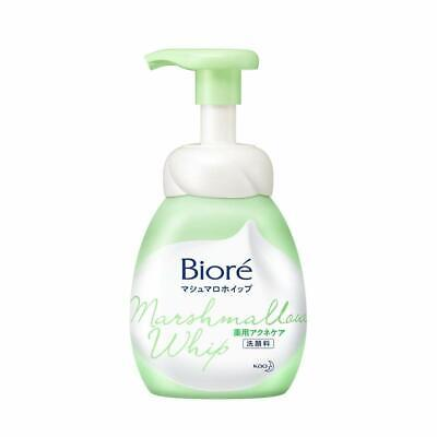 Biore Facial Cleanser Marshmallow Whip Acne Care 150mL from Japan