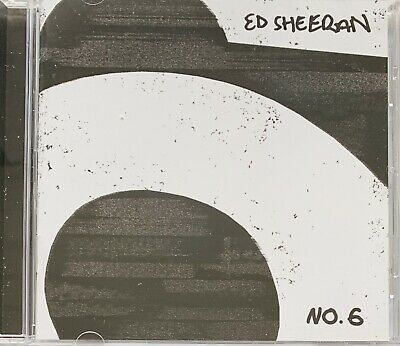 Ed Sheeran - No. 6 -Neues Album 2019