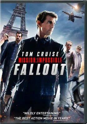 Paramount - Uni Dist Corp D591981740 Mission Impossible-Fallout (Dvd)
