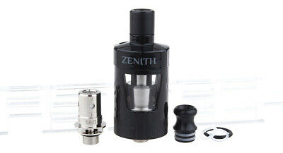Authentic Innokin Zenith D22 Tank Clearomizer (Standard Edition) Black E-Cigaret