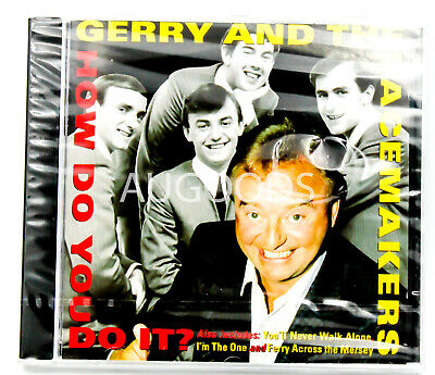 Gerry And The Pacemakers How Do You Do It? Cd Brand New Sealed Music Album