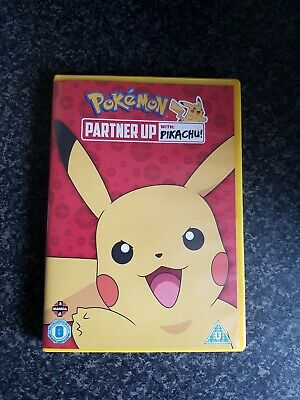 Pokémon: Partner Up With Pikachu Dvd