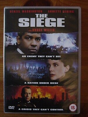 The Siege DVD