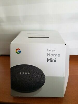 Google Home Mini, Open Box,Ships Free in U.S. Excellent condition!