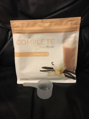 New Juice Plus Vanilla Shakes Weight Loss 562.5G Bags With Scoop