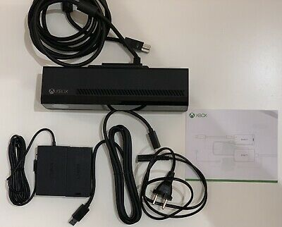 Microsoft Xbox One Kinect Sensor + Kinect Adapter für Xbox One S/X Windows 10