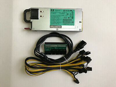DPS-800GB &1200FB COMMON Slot PCIe Power Supply Adapter Breakout