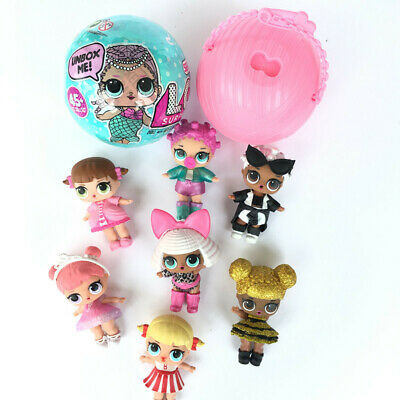 LOL Surprise Doll Series #1 Kids Toy Birthday Gift Baby Surprise Ball Girl Doll