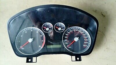 Ford Focus Mk-2/C-Max Speedo Clocks Instrument Cluster 4M5T-10849-Fs